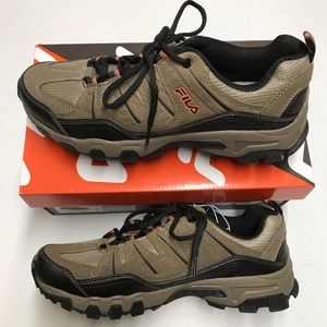 NEW- Fila - Men's Outdoor Midland Running Shoes